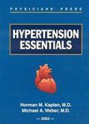 Cover-Bild zu Hypertension Essentials von Weber, Micheal A.