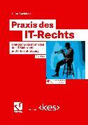 Cover-Bild zu Praxis des IT-Rechts (eBook) von Speichert, Horst