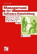 Cover-Bild zu Management der Software-Entwicklung (eBook) von Steinweg, Carl