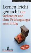 Cover-Bild zu Lernen leicht gemacht von Kossak, Hans-Christian