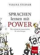 Cover-Bild zu Sprachen lernen mit Power von Steiner, Verena