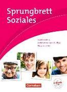 Cover-Bild zu Sprungbrett Soziales. Sozialassistent/in. Sozial- und Pflegeassistenz. Schülerbuch von Gartinger, Silvia
