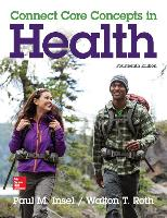Cover-Bild zu Core Concepts in Health, Big Loose Leaf Edition, with Livewell Access Card von Insel, Paul