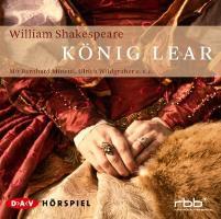Cover-Bild zu König Lear von Shakespeare, William