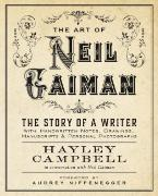 Cover-Bild zu Art of Neil Gaiman von Campbell, Hayley