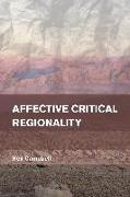Cover-Bild zu Affective Critical Regionality (eBook) von Campbell, Neil
