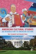 Cover-Bild zu American Cultural Studies (eBook) von Campbell, Neil