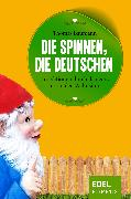 Cover-Bild zu Die spinnen, die Deutschen (eBook) von Baumann, Thomas