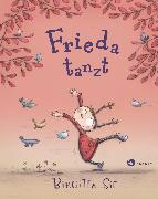 Cover-Bild zu Frieda tanzt von Sif, Birgitta