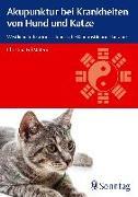 Cover-Bild zu Akupunktur bei Krankheiten von Hund und Katze von Eul-Matern, Christina