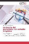 Cover-Bild zu La teoría del portafolio: Un estudio empírico von Vera Ramirez, Henry Daniel