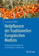 Cover-Bild zu Heilpflanzen der traditionellen europäischen Medizin von Prentner, Angelika