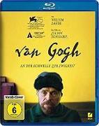 Cover-Bild zu Van Gogh - An der Schwelle zur Ewigkeit Blu Ray von Julian Schnabel (Reg.)