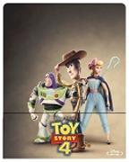 Cover-Bild zu Toy Story 4 - 3D + 2D Steelbook von Unkrich, Lee (Reg.)