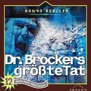Cover-Bild zu Dr. Brockers größte Tat (Weltraum-Abenteuer 12) (Audio Download) von Herzler, Hanno