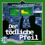 Cover-Bild zu Der tödliche Pfeil (Weltraum-Abenteuer 19) (Audio Download) von Herzler, Hanno