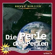 Cover-Bild zu Die Perle der Perlen (Weltraum-Abenteuer 24) (Audio Download) von Herzler, Hanno