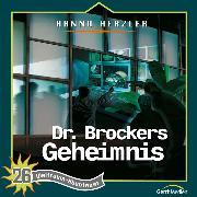 Cover-Bild zu Dr. Brockers Geheimnis (Weltraum-Abenteuer 26) (Audio Download) von Herzler, Hanno