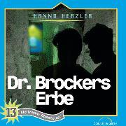 Cover-Bild zu Dr. Brockers Erbe (Weltraum-Abenteuer 13) (Audio Download) von Herzler, Hanno