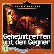 Cover-Bild zu Geheimtreffen mit dem Gegner (Weltraum-Abenteuer 7) (Audio Download) von Herzler, Hanno