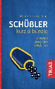 Cover-Bild zu Schüßler kurz & bündig (eBook) von Niedan-Feichtinger, Susana