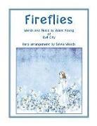 Cover-Bild zu Fireflies: Arranged for Harp von Woods, Sylvia (Gespielt)