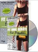 Cover-Bild zu Fit ohne Geräte für Frauen (Buch + DVD - Bundle) von Clark, Joshua