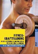Cover-Bild zu Fitness-Krafttraining von Boeckh-Behrens, Wend-Uwe