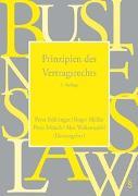 Cover-Bild zu Prinzipien des Vertragsrechts von Böhringer, Peter