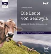 Cover-Bild zu Die Leute von Seldwyla von Keller, Gottfried