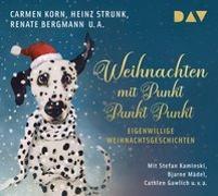 Cover-Bild zu Weihnachten mit Punkt Punkt Punkt. Eigenwillige Weihnachtsgeschichten von Gärtner, Marcus (Hrsg.)
