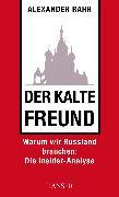 Cover-Bild zu Der kalte Freund von Rahr, Alexander