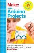 Cover-Bild zu Basic Arduino Projects von Wilcher, Don