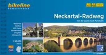 Cover-Bild zu Neckartal-Radweg 1:50.000. 1:50'000 von Esterbauer Verlag (Hrsg.)