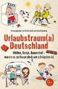 Cover-Bild zu Urlaubstrauma Deutschland von Abidi, Heike