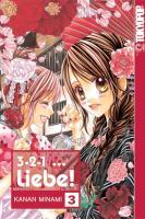 Cover-Bild zu 3, 2, 1 ... Liebe! 03 von Minami, Kanan