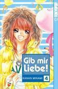 Cover-Bild zu Gib mir Liebe (2in1) 04 von Minami, Kanan