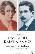 Cover-Bild zu Das Echo deiner Frage (eBook) von Weissweiler, Eva