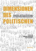 Cover-Bild zu Dimensionen des Politischen (eBook) von Adam, Jens