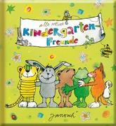 Cover-Bild zu Meine Kindergarten-Freunde - Janosch von Janosch (Illustr.)