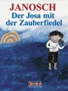 Cover-Bild zu Der Josa mit der Zauberfiedel (eBook) von Janosch