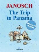 Cover-Bild zu The Trip to Panama - Enhanced Edition (eBook) von Janosch