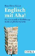 Cover-Bild zu Englisch mit Aha! von Gelfert, Hans-Dieter