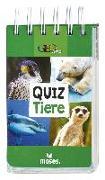 Cover-Bild zu Quiz Tiere von Winzer, Jürgen