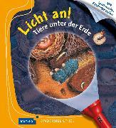 Cover-Bild zu Tiere unter der Erde von Delafosse, Claude (Übers.)