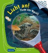 Cover-Bild zu Tiere der Nacht von Delafosse, Claude (Übers.)