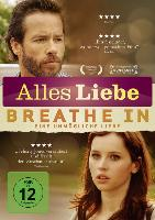 Cover-Bild zu Breathe In - Eine unmögliche Liebe von Doremus, Drake