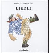 Cover-Bild zu Kinderbüchlein Liedli von Zürcher-Maass, Dorothee
