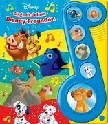 Cover-Bild zu Disney Klassiker, Sing mit deinen Disney-Freunden - Liederbuch mit Sound von Phoenix International Publications Germany GmbH (Hrsg.)