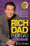 Cover-Bild zu RICH DAD POOR DAD von Kiyosaki, Robert T.